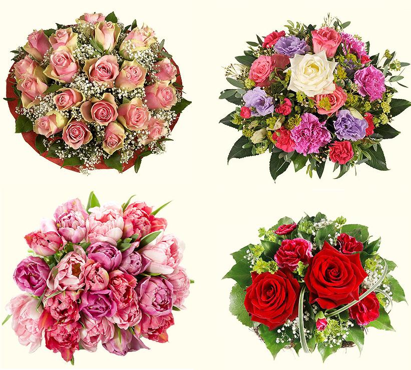 20 Prozent Rabatt zum Valentinstag 2013 Blumen Angebote