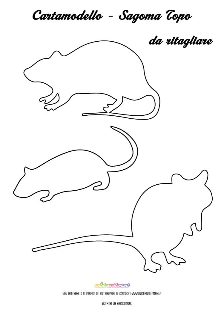 Stencil Da Stampare Per Cucina - Idee per la progettazione di ...