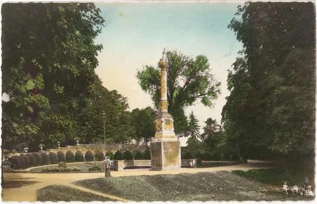 parc rennes Thabor