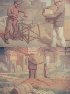 fresque camille godet maison du peuple