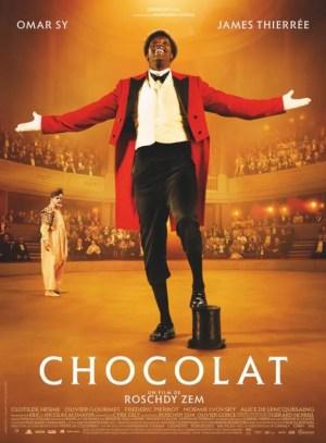 affiche film chocolat