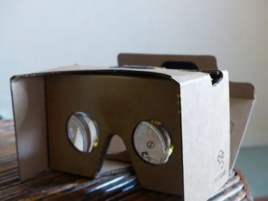 Google Cardboard virtuel