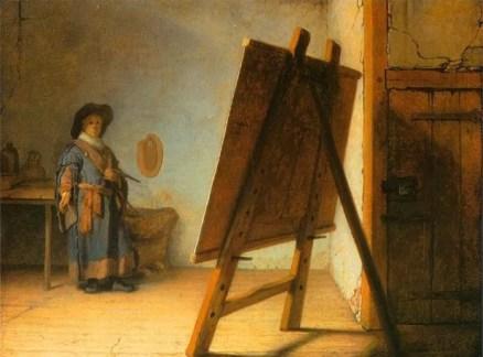 rembrandt_peintre_atelier