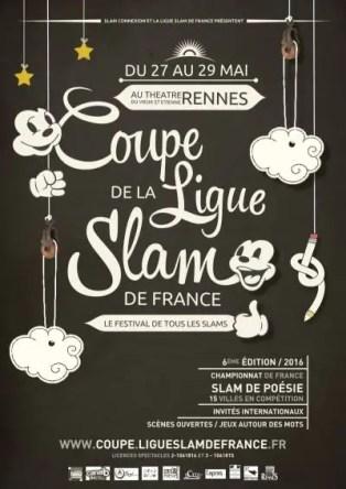 Coupe ligue Slam