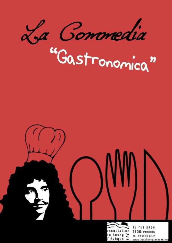 La Comedia Gastronomica Rennes