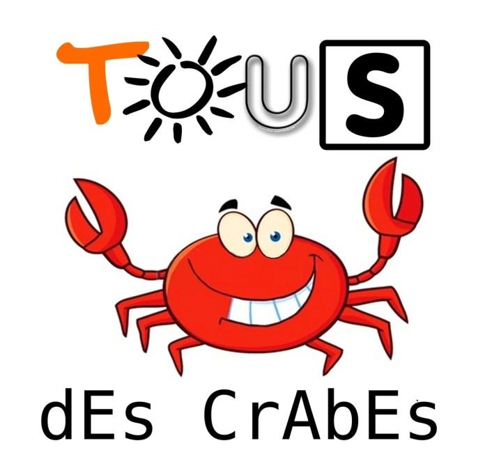 Tous des crabes ! Chantepie