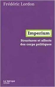 Lecture d'Imperium structures et affects des corps politiques Rennes