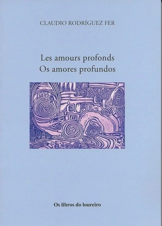 Rencontre avec poète galicien Claudio Rodriguez Fer Rennes