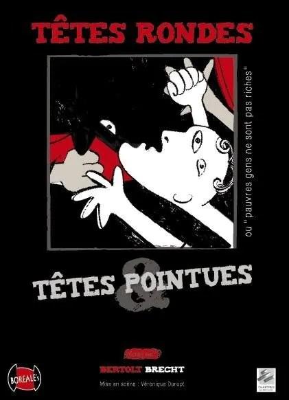 Têtes rondes & têtes pointues Rennes