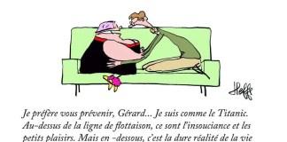 caricature sexe