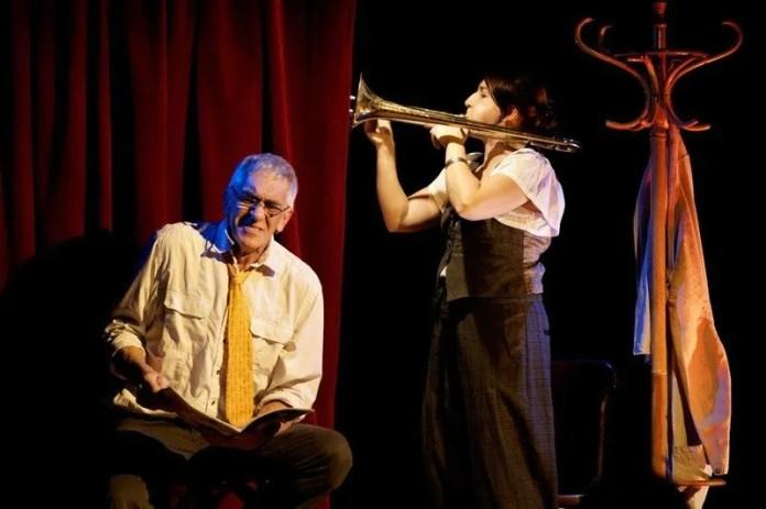Swinging Boris Vian théâtre du Pré Perché Rennes
