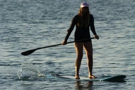 Stand-up paddle Granville
