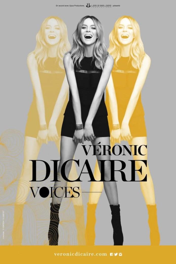 Véronic Dicaire Voices Saint-Herblain