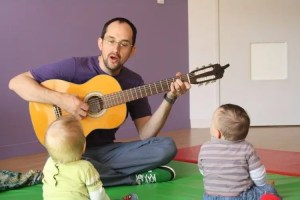 Éveil musical et poétique : des notes et des mots Saint-Barthélemy-d'Anjou