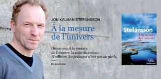 Jón Kalman STEFANSSON