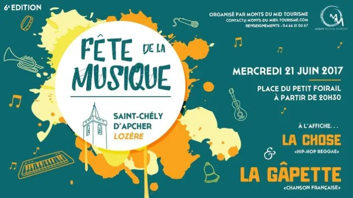 La Chose La Gâpette Place du Foirail Saint Chély d'Apcher Saint-Chély-d'Apcher
