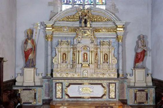 Eglise Nouvoitou Restauration