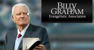 billy graham está doente