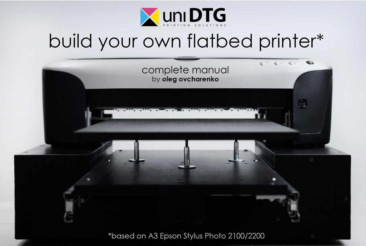 T Shirt Printing Epson 1400