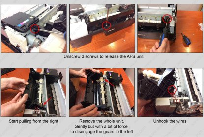 epson r280 diy dtg manual - assembly