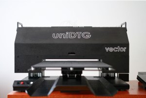 uniDTG Vector direct to garment (t-shirt) printer