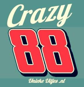Crazy 88 Unieke uitjes