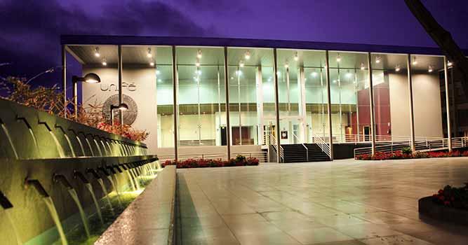 UNIF  Centro Cultural de la UNIFAuditorioCCUGalera