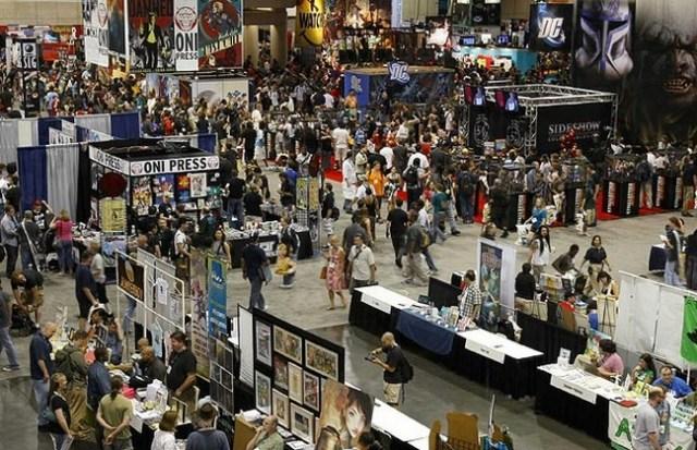 sdcc - [San Diego Comic Con J-17] Aperçu des panels séries comic con san diego 2011 tous tickets vendus pic 02