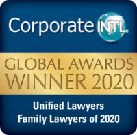 Corporate INTL - Global Awards Winner 2020
