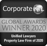 Corporate INTL Global Awards 2020
