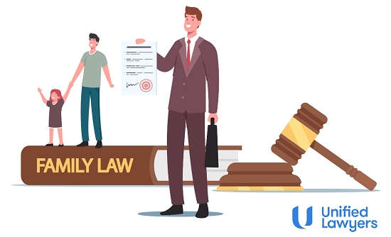 Graphic of lawyer submitting a contravention application