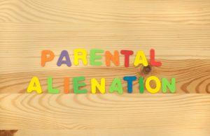 colourful parental alienation cover photo