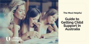 blog header child support in Australia
