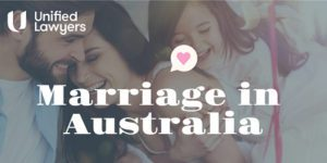 Blog cover photo for Marriage in Australia