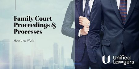blog featured image of court proceedings and processes