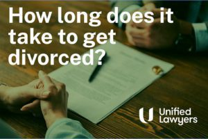 How long does it take to get divorced blog feature image
