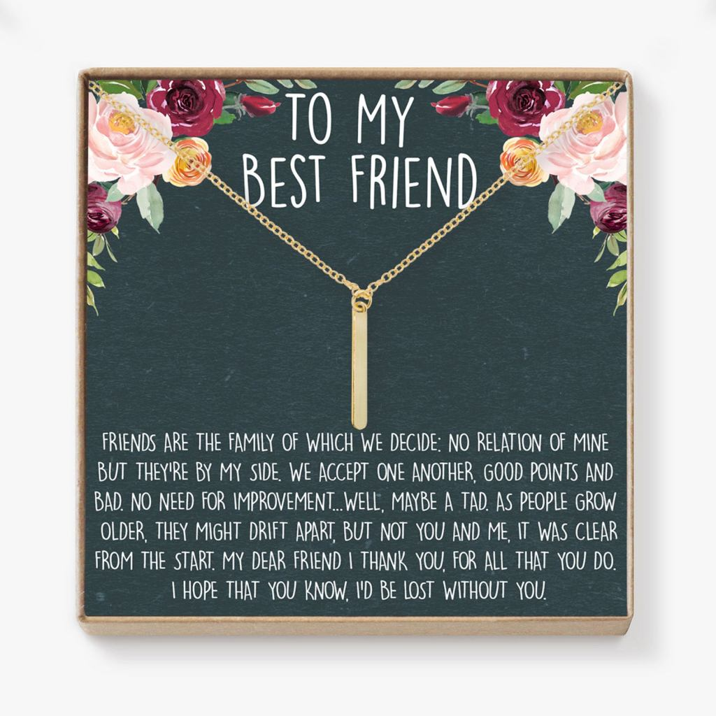 GIFTS FOR BEST FRIEND