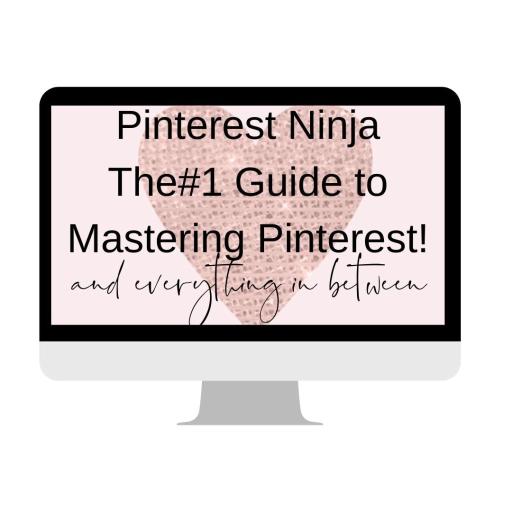 Pinterest Ninja , Ebook, ecourse