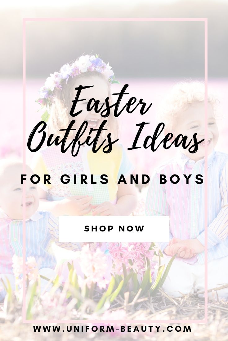 Spring Outfits For Girls and Boys