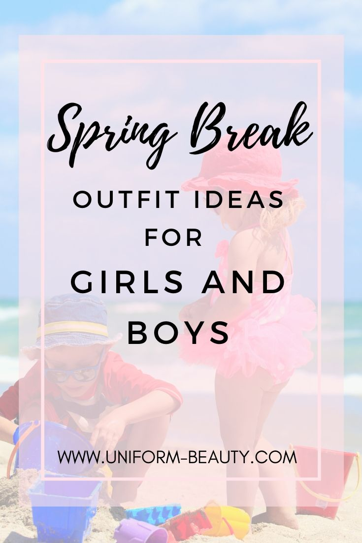 Spring Easter Outfit For Kids