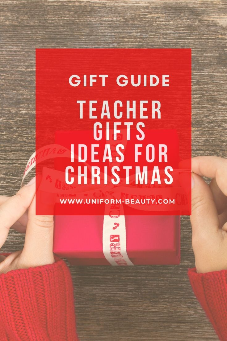 Gift Ideas For Teacher For Christmas