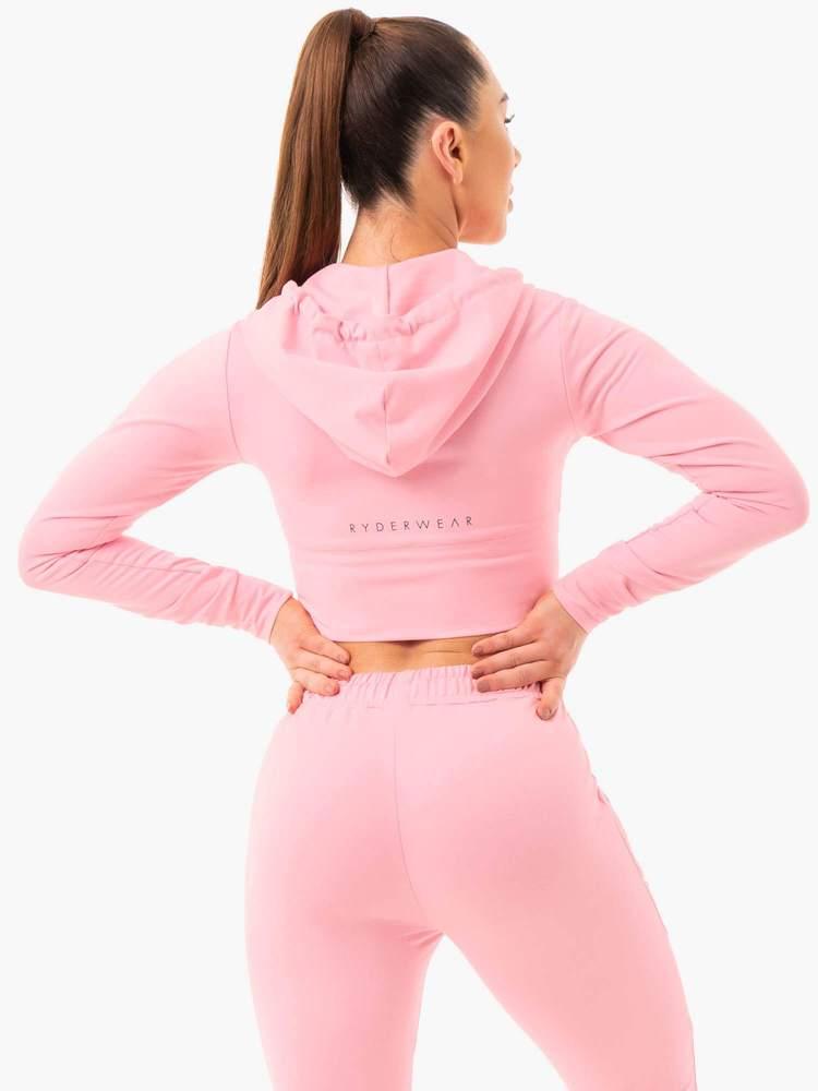 Pink Hoodie Activewear