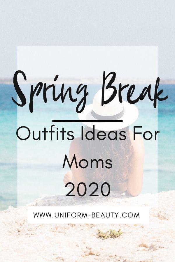 spring break outfits beach
