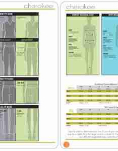 Sizing chart also cherokee infinity certainty men   ck   neck top scrubs uniforms rh uniformsandscrubs