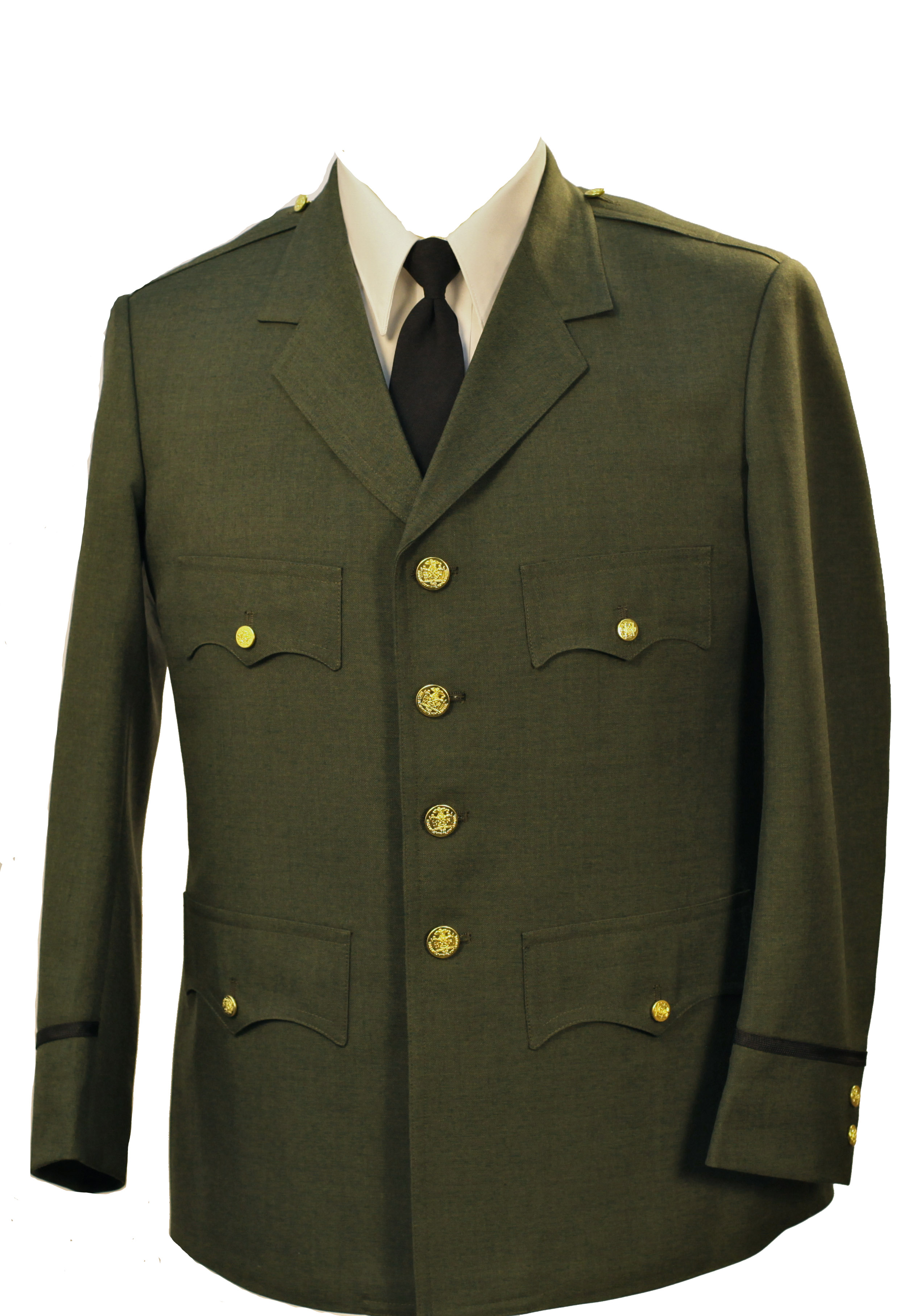 Security Dress Uniform
