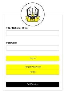 TRA Online TIN Service (OTS) | Online TIN Registration