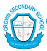 New Job Opportunity At Crown Secondary School 2020