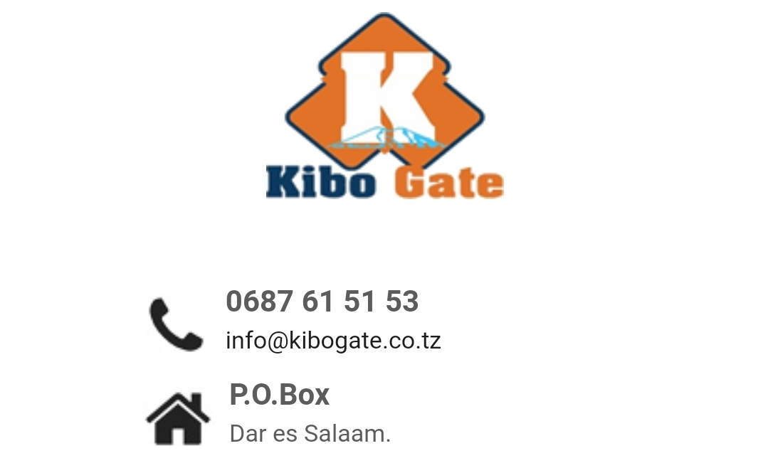 Employment Opportunity At Kibogate Tanzania Ltd