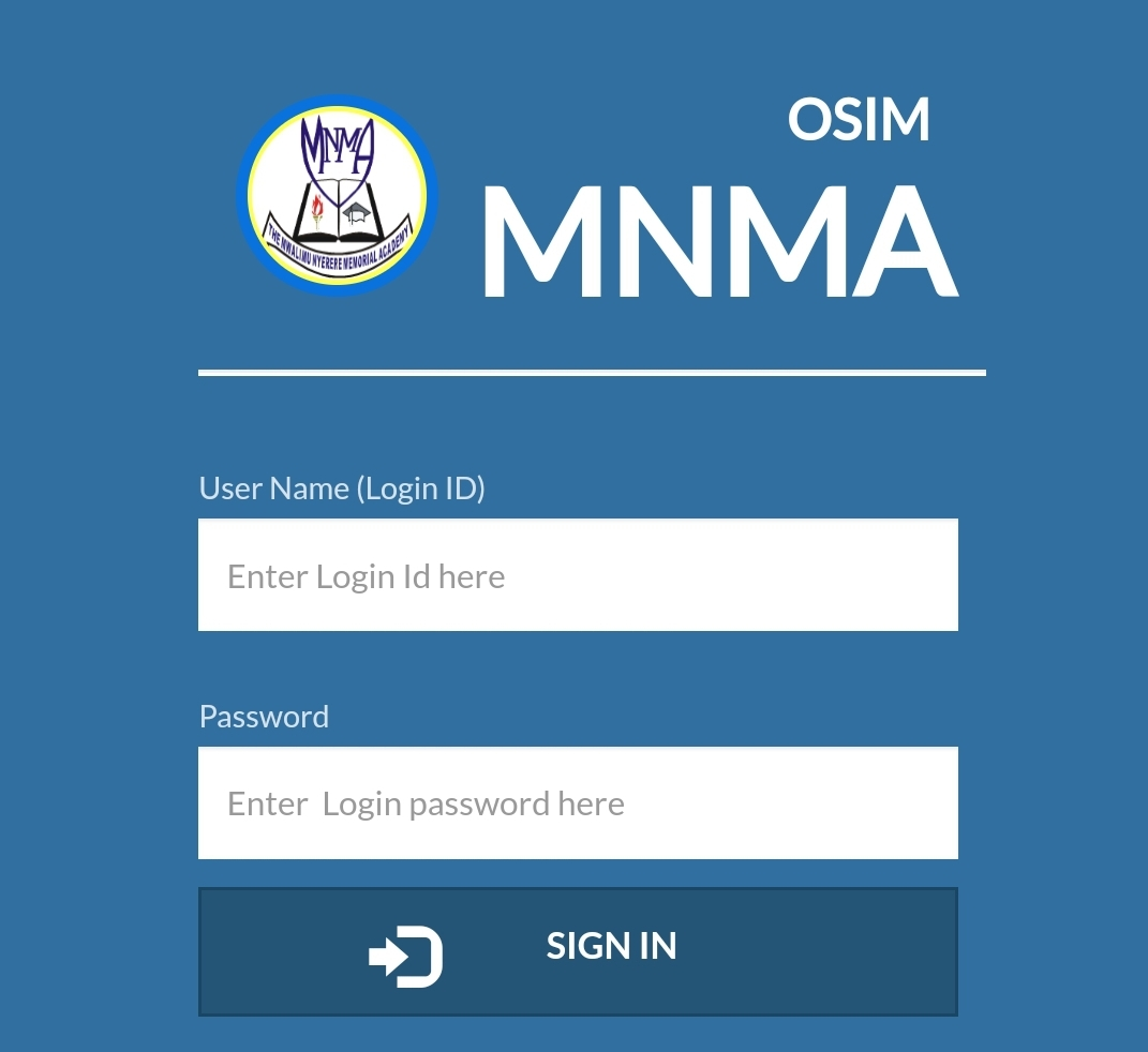 MNMA Admission Certificate And Diploma 2020/2021