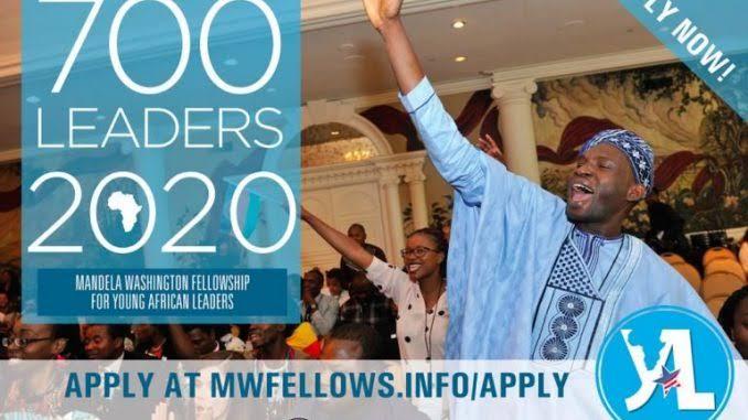 YALI Regional Leadership Center East Africa Fully Funded 2020